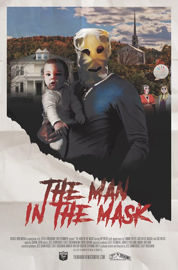 The Man In The Mask (2018)